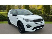 Land Rover Discovery Sport 2.0 TD4 180 HSE Luxury Privacy Auto 4x4 Diesel Automa