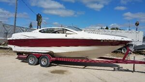 2000 Regal Bowrider 26 ft with a Mercury 7.4 V8 Motor