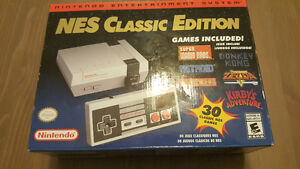 NES Classic Edition - New in Box. Price Firm.