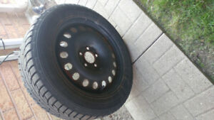 Winter Tires 215/55/R17