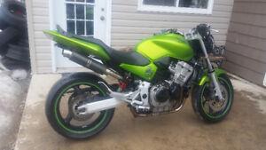 2004 Honda CB900 / Hornet 919