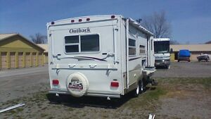 Outback Travel Trailer for sale