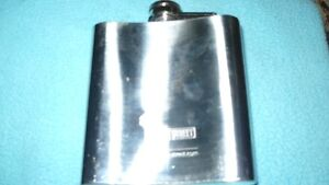 "ADORABLE ""LUCKY STREET""  BLONDE PIC 7OZ HIP FLASK FOR SALE Kitchener / Waterloo Kitchener Area image 4"