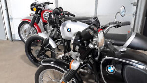 1975 BMW R75/6...Beautiful shape..needs nothing.