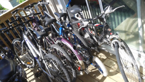 Bikes For Sale ready to go