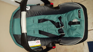 Graco click connect carseat and base