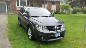 2014 Dodge Journey Limited  Only 58000kms!