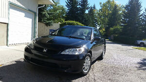 2004 Honda Civic LX Coupe - Low Kms