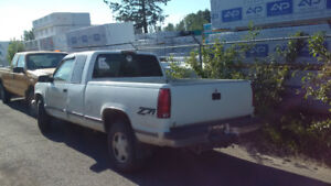 Chevy or GMC short box or bed