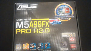 *Brand New In Box* M5A99FX PRO R2.0 Motherboard London Ontario image 2