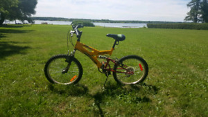 Boys Bicycle supercycle 600DS