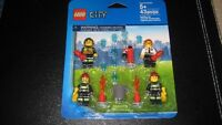 LEGO CITY MINIFUGURE PACKS AND ACCESSORIES