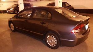 2010 Honda Civic DX Sedan