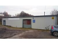 TO LET INDUSTRIAL UNIT / COMMERCIAL WORKSHOP / RETAIL SPACE - PINXTON, NOTTINGHAM, NG16 6NS