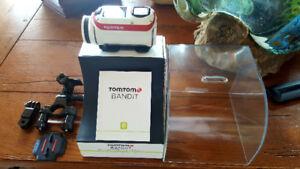 tomtom bandit 4k Action video camera