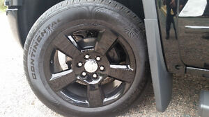 4 brand new Continental CrossContact 20inch tires.