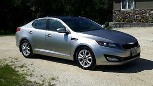 2012 Kia Optima EX GDI Sedan
