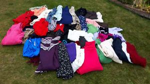 Size large women's clothing