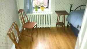 Room with laundry, heat, lights, etc for $425