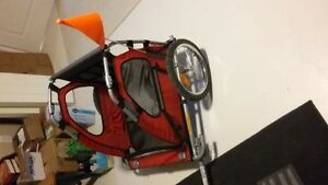 Childs bike trailer for sale Peterborough Peterborough Area image 1
