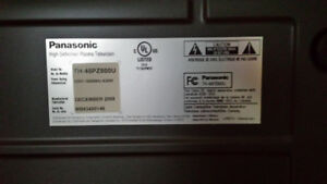 Panasonic Viera TH-46PZ800U