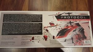 New Protocol Tough-copter 3.5 channel radio control West Island Greater Montréal image 2