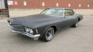 1971 Buick Riviera (Boat tail) - Gorgeous beauty ready to drive