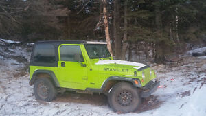 1997 Jeep TJ Wrangler Coupe (2 door)*NEW PRICE TODAY ONLY*