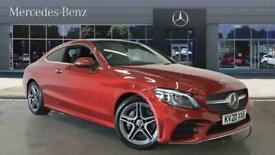 image for 2020 Mercedes-Benz C-CLASS C300d AMG Line Premium Plus 2dr 9G-Tronic Diesel Coup