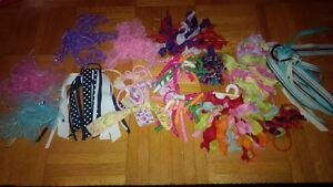 20 Gymboree Deluxe Hair Ties - excellent condition