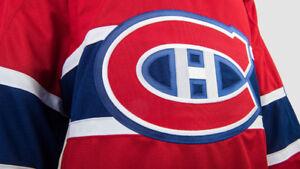 Canadiens Chicago 8 billets collés Zone Famille 427B
