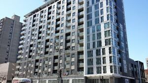 New Condo big 3 ½ in Downtown near UQAM for rent