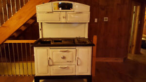 Antique Wood Oven/Stove