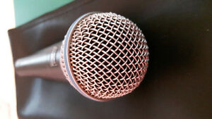 Shure Beta 58a Vocal Mic