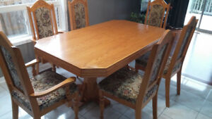Beautiful Hand Crafted Dining Table