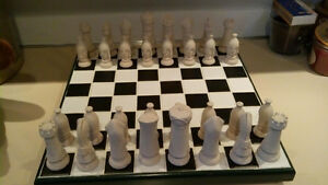 ceramic chess set Windsor Region Ontario image 2