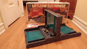 BattleShip Electronique 1977/1979