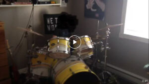 Pearl vision limited addition 6 piece drum