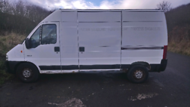 Mot failure citroen relay lwb van 2005 reg spares/Repair?