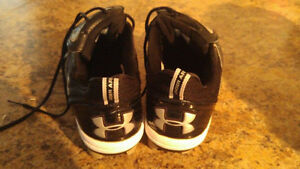 under Armour baseball kleets size 10