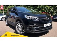 2018 Vauxhall Grandland X 1.2T SE 5dr Manual Petrol Hatchback