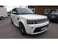 Land Rover Range Rover Sport 5.0 V8 Supercharged Autobiography Sport
