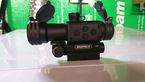 Redfield Counterstrike lazer scope