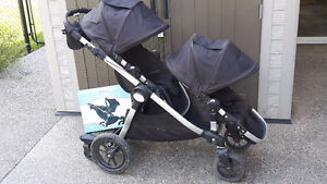 City Select Baby Jogger Tandem Stroller