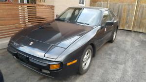 1986 Porsche 944 - Clean & Solid