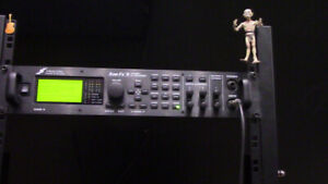 Fractal Audio Axe Fx 2 and MFC 101