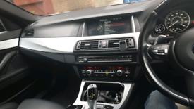 BMW f10 idrive screen