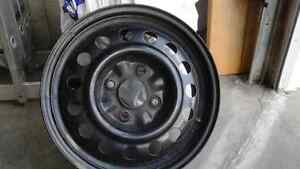 4 - 15 INCH WINTER RIMS / PRICE REDUCED FOR QUICK SALE Kitchener / Waterloo Kitchener Area image 1