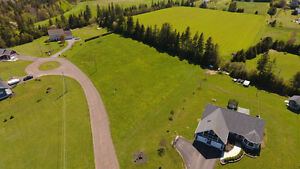 West Covehead Affordable Building Lots Available PEI Canada