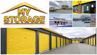 MY STORAGE has 4 locations!!! NEED STORAGE? CHECK OUT OUR PROMOS